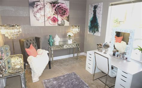 beauty room ideas beauty room ideas makeup unique my vanity beauty room tour
