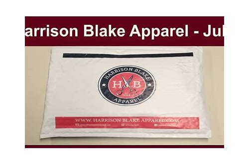 harrison blake coupon