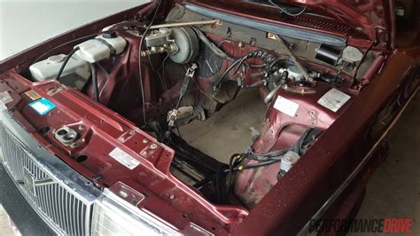volvo v8 volvo 240 gl with ls1 v8 conversion project part 2