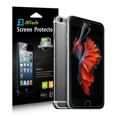 buying the best screen protectors for iphone 6s and iphone 6