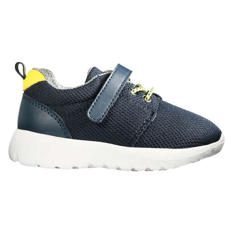 running shoes with velcro straps baby boys velcro 174 running shoes in navy from joe fresh