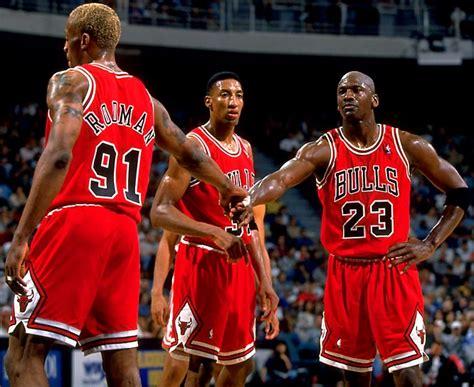 imagenes de jordan pippen y rodman deportivo grandes campa 209 as chicago bulls el quot repeat