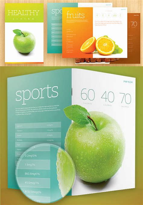 Free Brochure Psd Templates by 21 Free Brochure Templates Psd Ai Eps