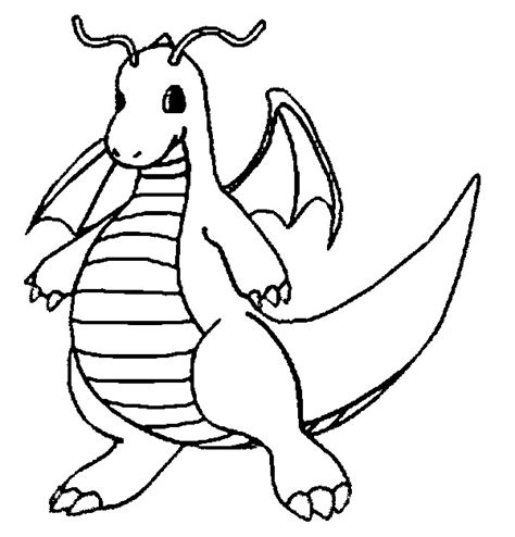 pokemon coloring pages dratini coloring pages pokemon dragonite drawings pokemon