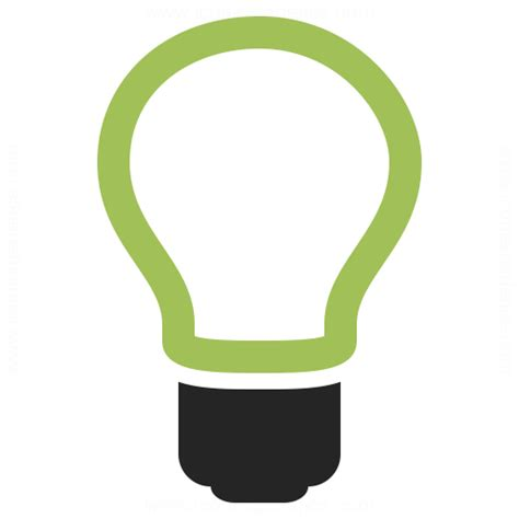 Light Green Color by Lightbulb Off Icon Amp Iconexperience Professional Icons