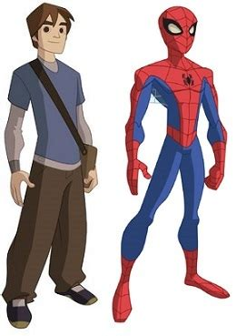 the spectacular spider man / characters tv tropes