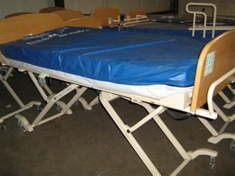 arrow bed used carroll healthcare arrow 171 hi low beds electric for