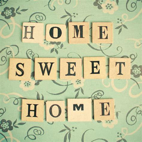 Sweet Home home sweet cem home digital clarity
