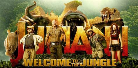 jumanji film movies jumanji welcome to the movie of the video game of the