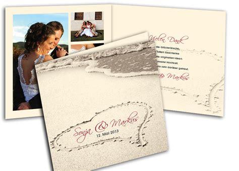 Hochzeitseinladungen Mit Foto by Dankeskarten Mit Foto Herzenswunsch