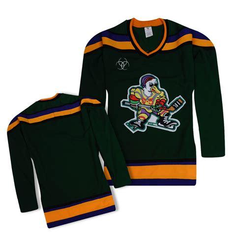 aliexpress nhl jerseys aliexpress com buy green mighty ducks movie ice hockey