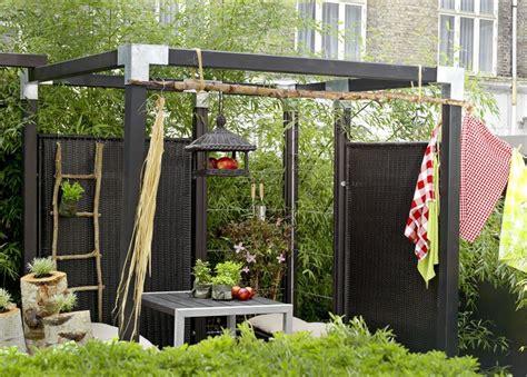 veranda zwart hout pergola zwart hout 300 x 300 cm met 4 hoekverbinders