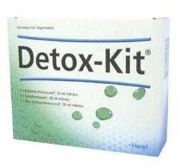Detox Kit Smoke Shop by Heel Detox Kit