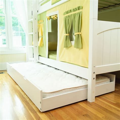 find modern trundle beds for a more comfortable sleep