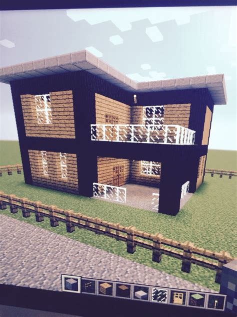 easy house 8 of my world minecraft furniture
