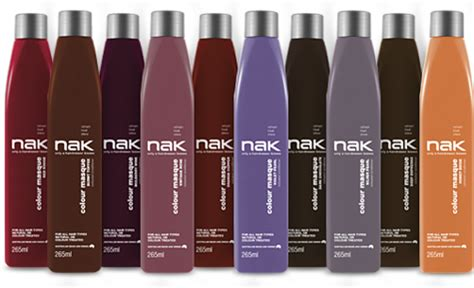 products colour masque coloured conditioners | nak hair