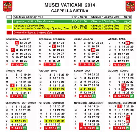 ingresso gratuito musei vaticani musei vaticani ingressi gratuiti e aperture serali 2014