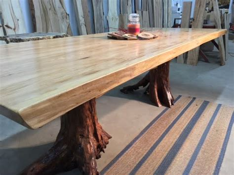 elm live edge table live edge matched elm dining table beautiful salvaged