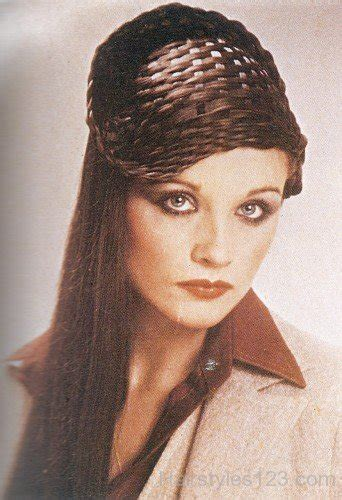 retro hairstyles for long straight hair 1970 s hairstyles