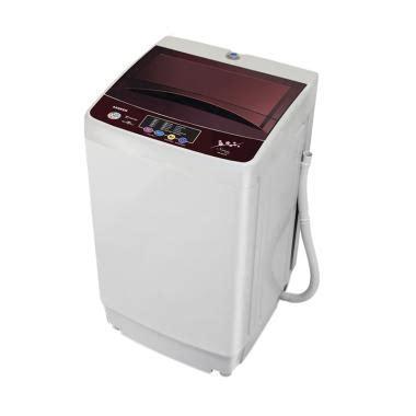 Daftar Mesin Cuci Sanken Satu Tabung jual sanken aws855pp mesin cuci 1 tabung 6 5 kg