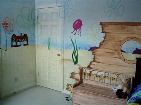 spongebob bedroom united spongebob spongebob bedroom