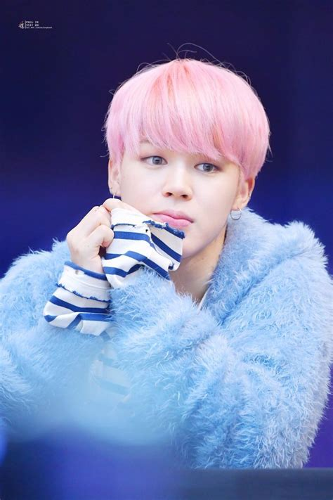 Korea Pink bts jimin s pink hair color kpop korean hair and style
