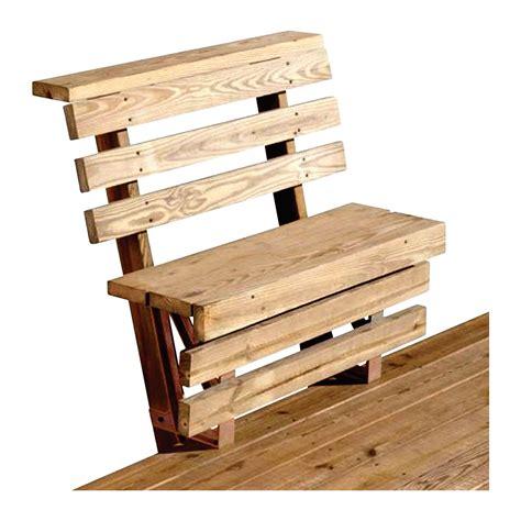 dekmate bench bracket 2x4 basics deals on 1001 blocks