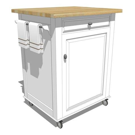 kitchen islands mobile mobile kitchen island 3d model formfonts 3d models