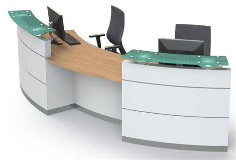 Dda Reception Desk by Elite Ebk4 Dda Reception Desk No Plinth Reality