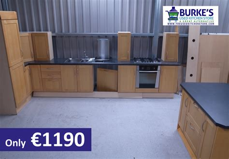showroom kitchen for sale solid maple domino sembel it the used kitchen store large solid maple kitchen and