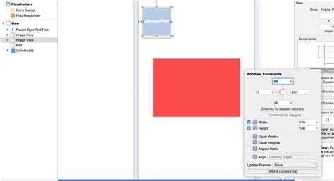 primefaces layout dynamic height objective c how to set dynamic width height of a view