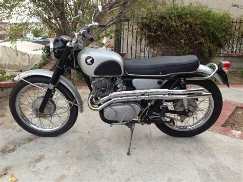 honda 250cc 1963 honda cl72 250cc scrambler vintage ahrma very good