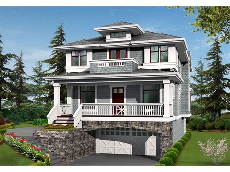 lindley forest two story home craftsman bungalow and