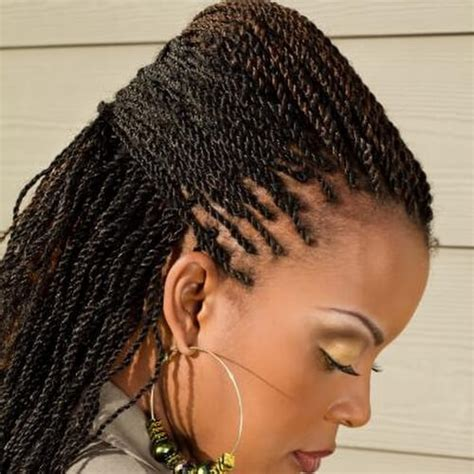 name of hair twist 50 outgoing kinky twists ideas for african american women