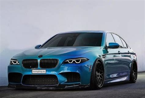 The Gallery For Gt Bmw M5 Slammed