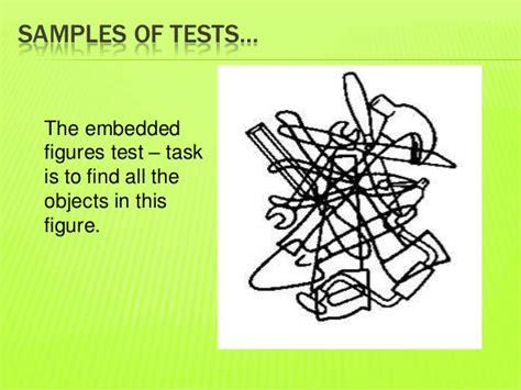 test psicologici figure embedded figures test images