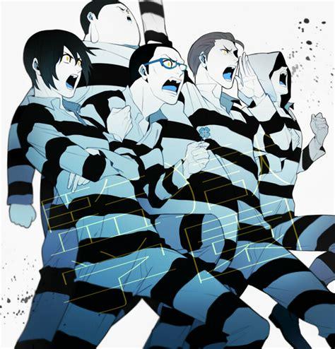 prison school anime review prison school oprainfall