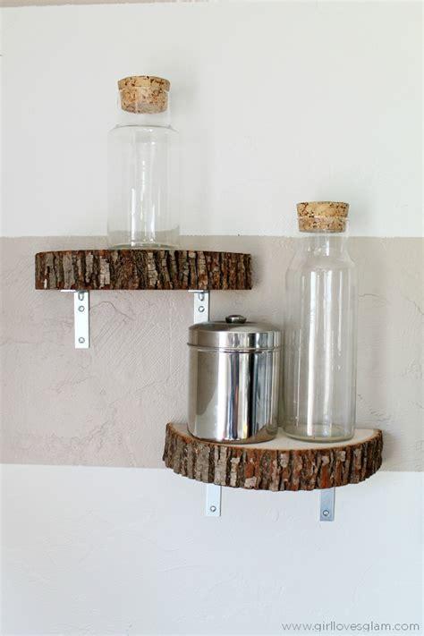 rodajas arbol manualidades decorar con rodajas de madera la garbatella blog de