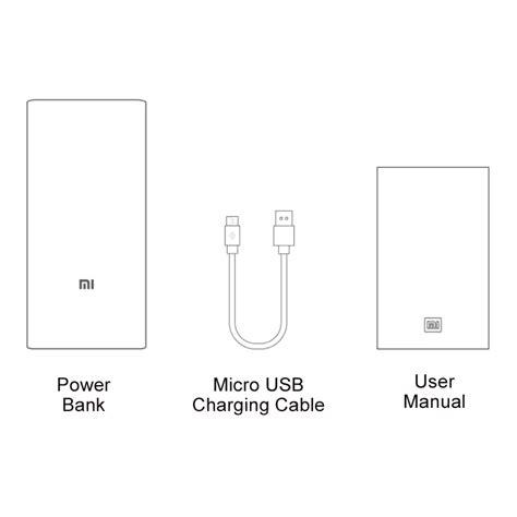 Xiaomi Powerbank Fast Charging 20000mah 2959 xiaomi 2c 20000mah dual usb charge 3 0 power bank