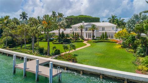 founder house star island mansion formerly owned by lennar co founder