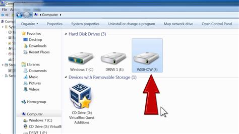 how to partition hard drive in windows 7 without formatting how to partition your hard drive in windows 7 12 steps