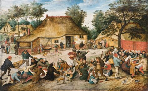 the bruegels lives and file pieter brueghel the younger the peasant wedding google art project jpg