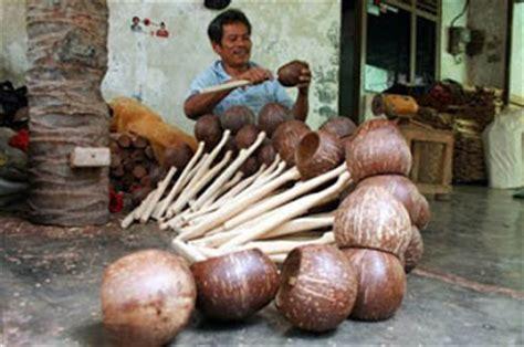 Jual Batok Kelapa Kebumen ondo supriyanto kerajinan batok kelapa