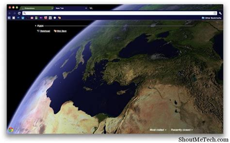 theme google earth top 15 best google chrome themes
