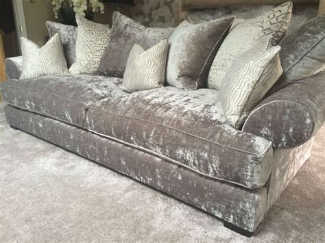 grey velvet sectional sofa grey crushed velvet sofa all i want in life is a crushed