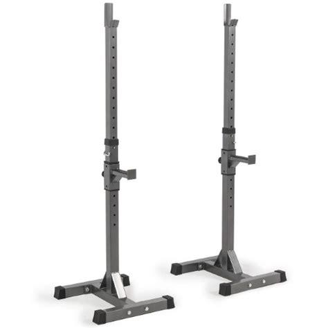 standing bench press machine alpine 169 gym fitness adjustable squat rack bench press