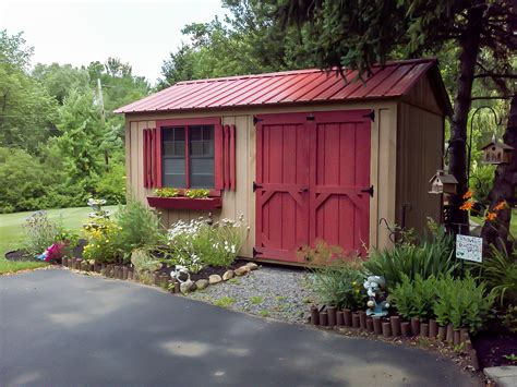 Backyard Shed Pictures by Mk Unique Garden Sheds