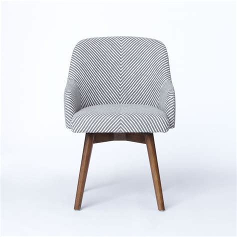 a wee bit saddle office chair west elm
