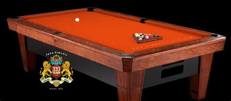 orange pool table cloth pool table moving recovering teardown orlando miami