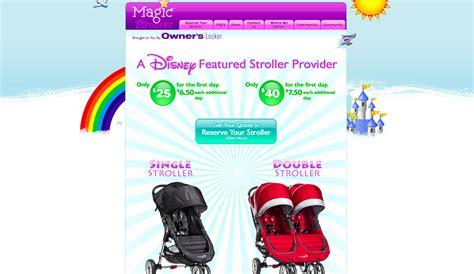 Orlando Crib Rental Reviews by Stroller Rental Review Disney World Touringplans